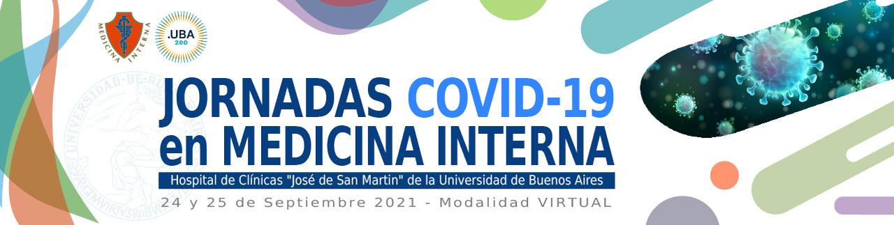 Jornadas COVID en Medicina Interna